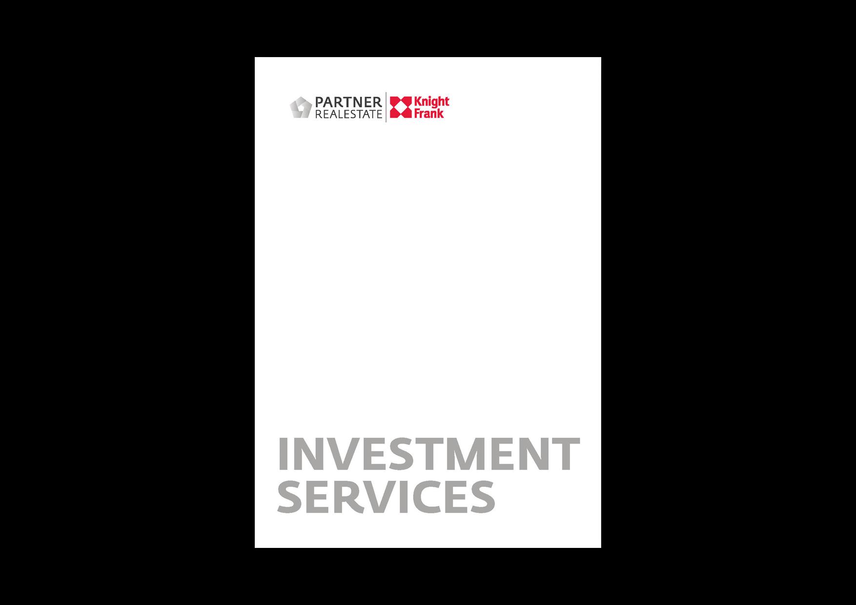 Investment Services (Englisch)